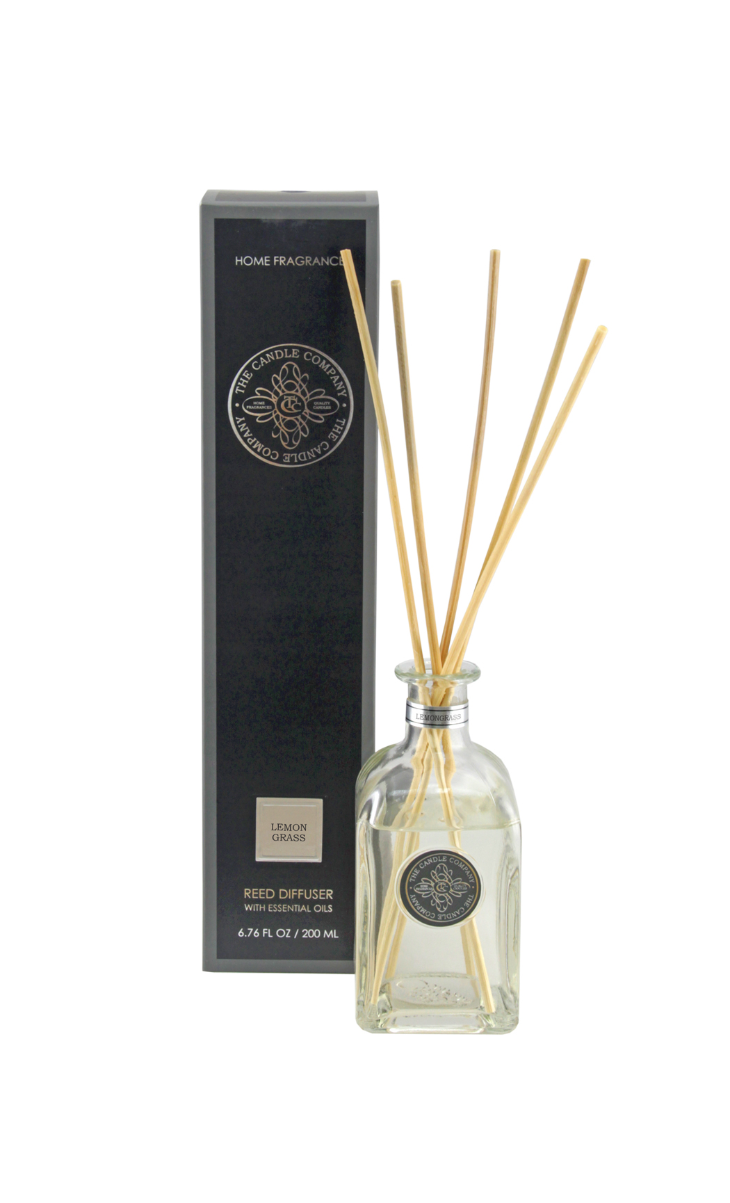 Aromatic Reed Diffuser by The Candle Co. - Bergamot