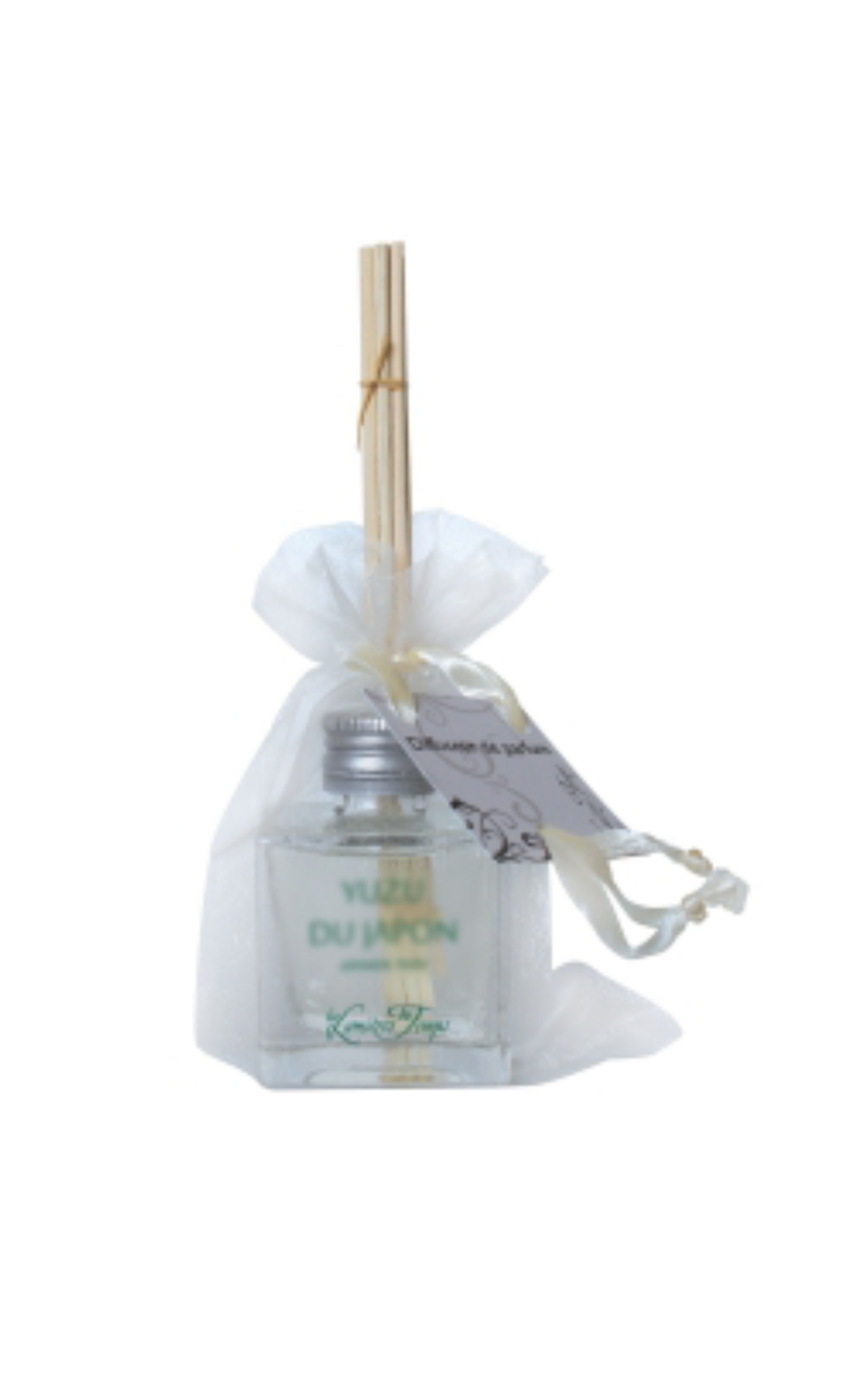Cotton Flower Scented Reed Diffuser by Les Lumieres du Temps - Shop Aromatic Diffusers Online in India