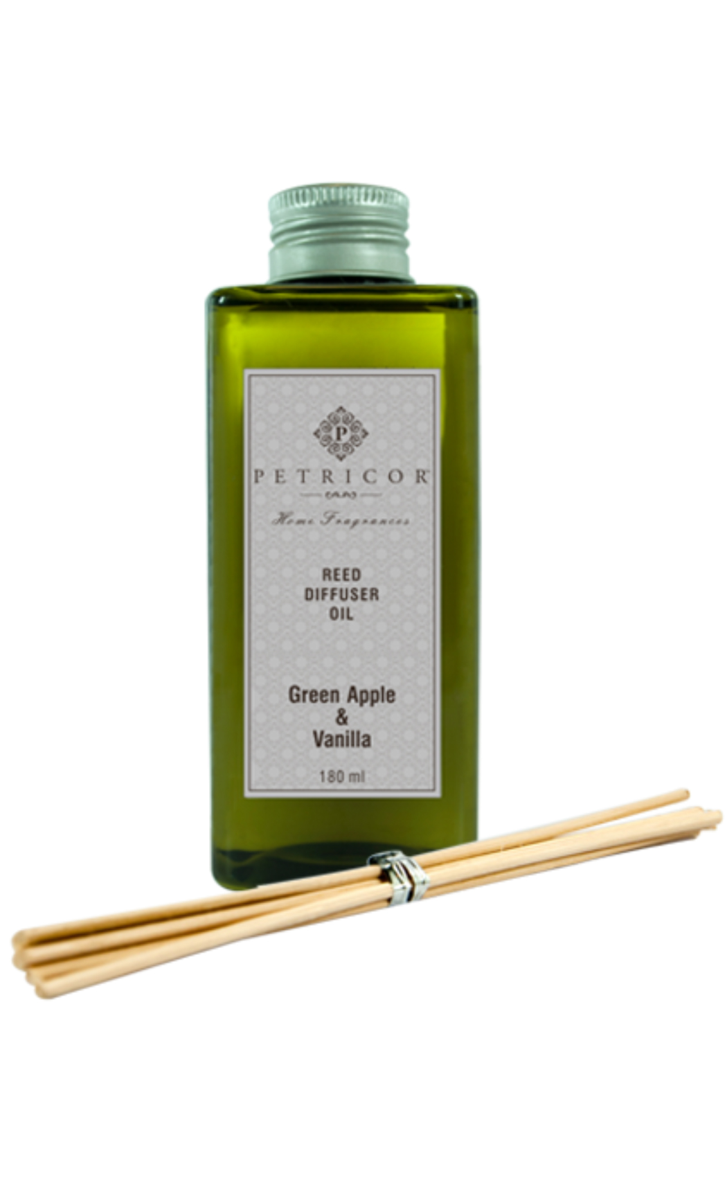 Green Apple & Vanilla Scented Reed Diffuser - Buy Aromatic Reed Diffusers Online