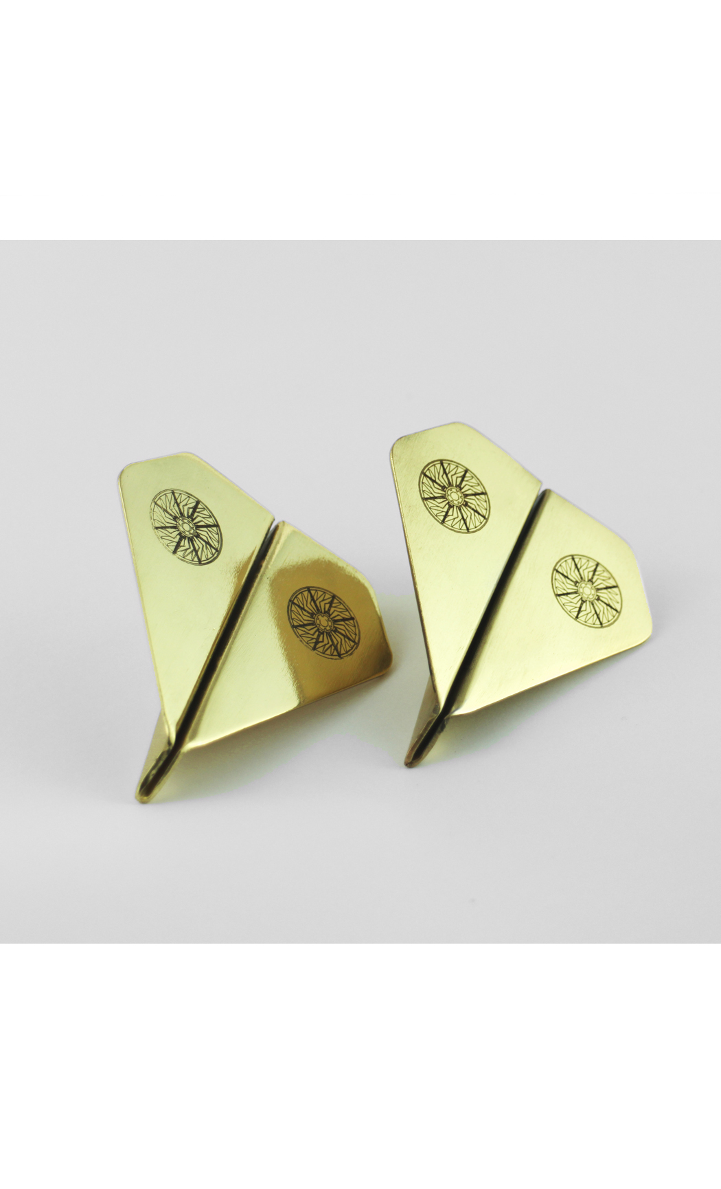 PlayPLANE - Gold Set of 2