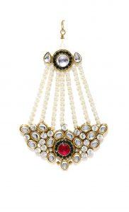 Pearl and Kundan Passa - Shop Online
