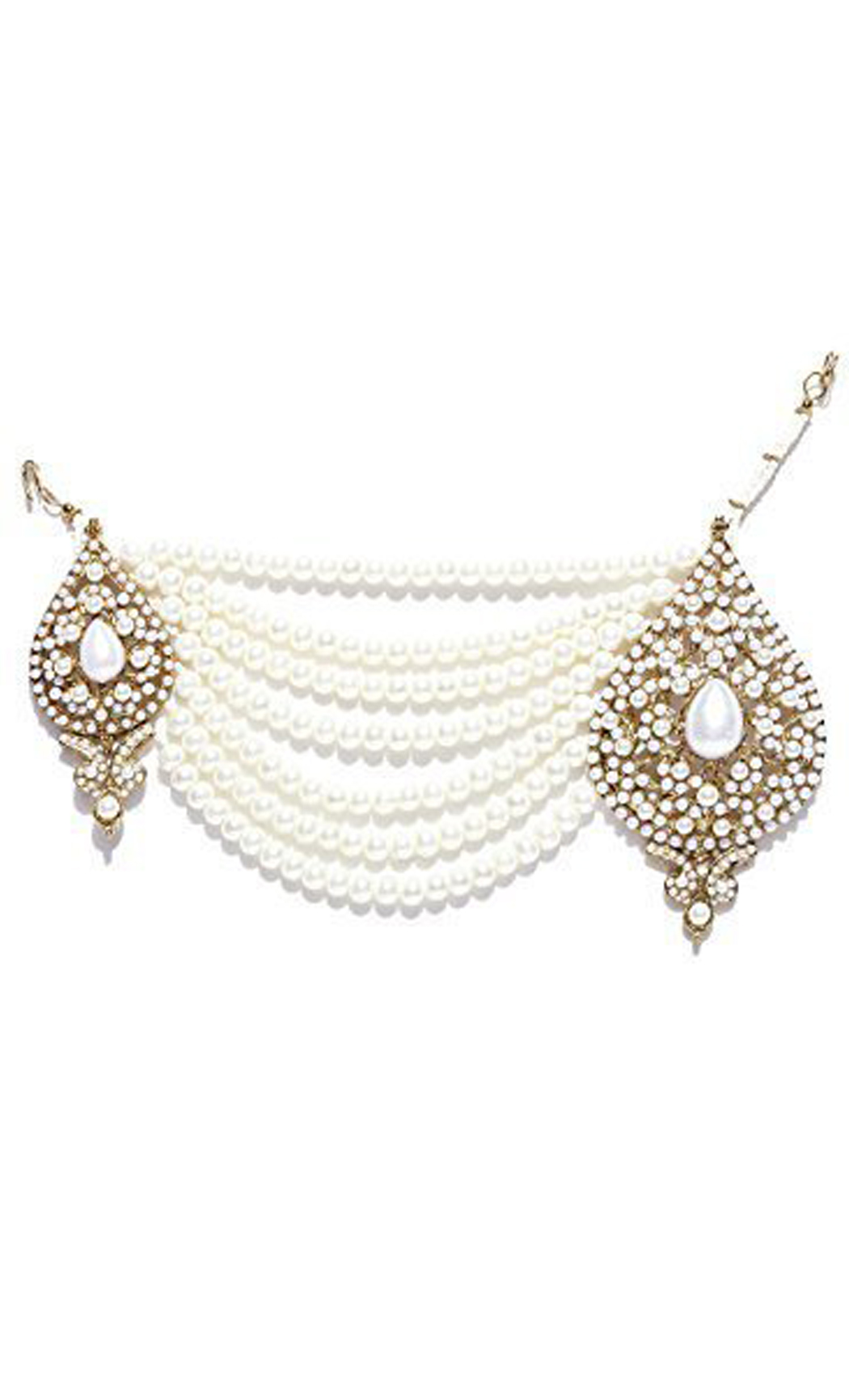 Pearl One Sided Mathapatti - Shop Online
