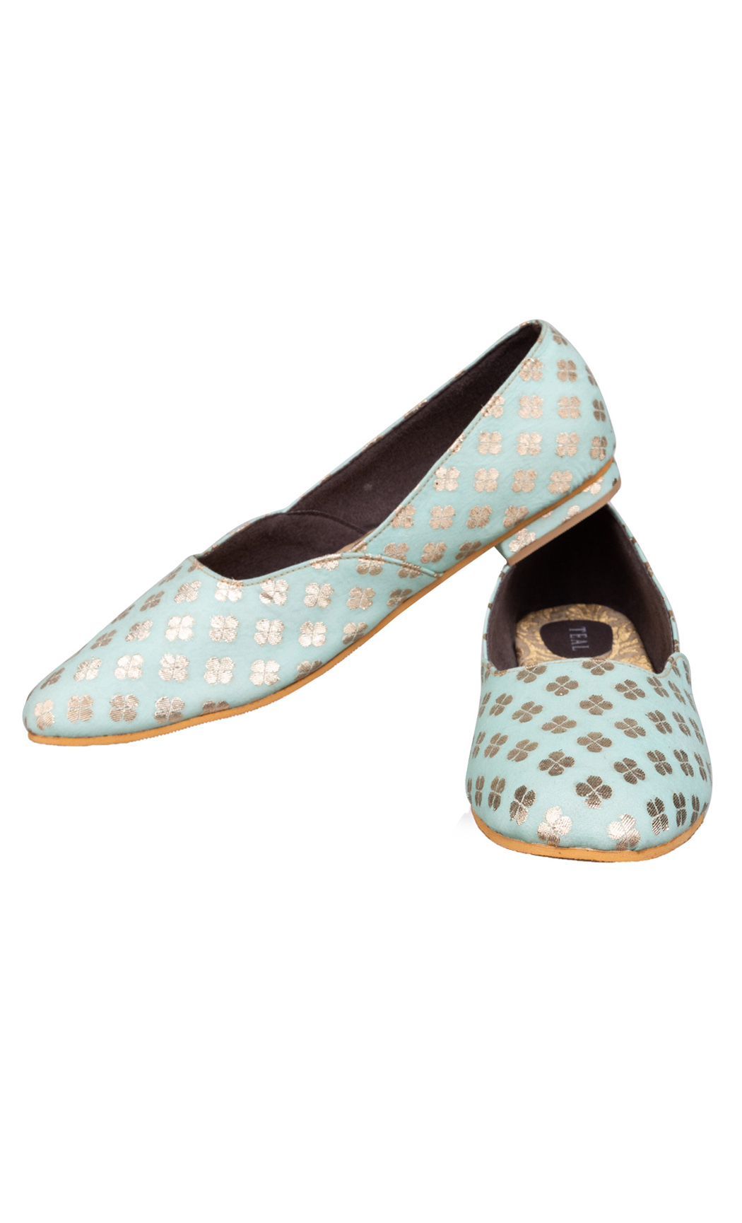 Aqua Pretty in Pastel Ballerinas - Buy Online