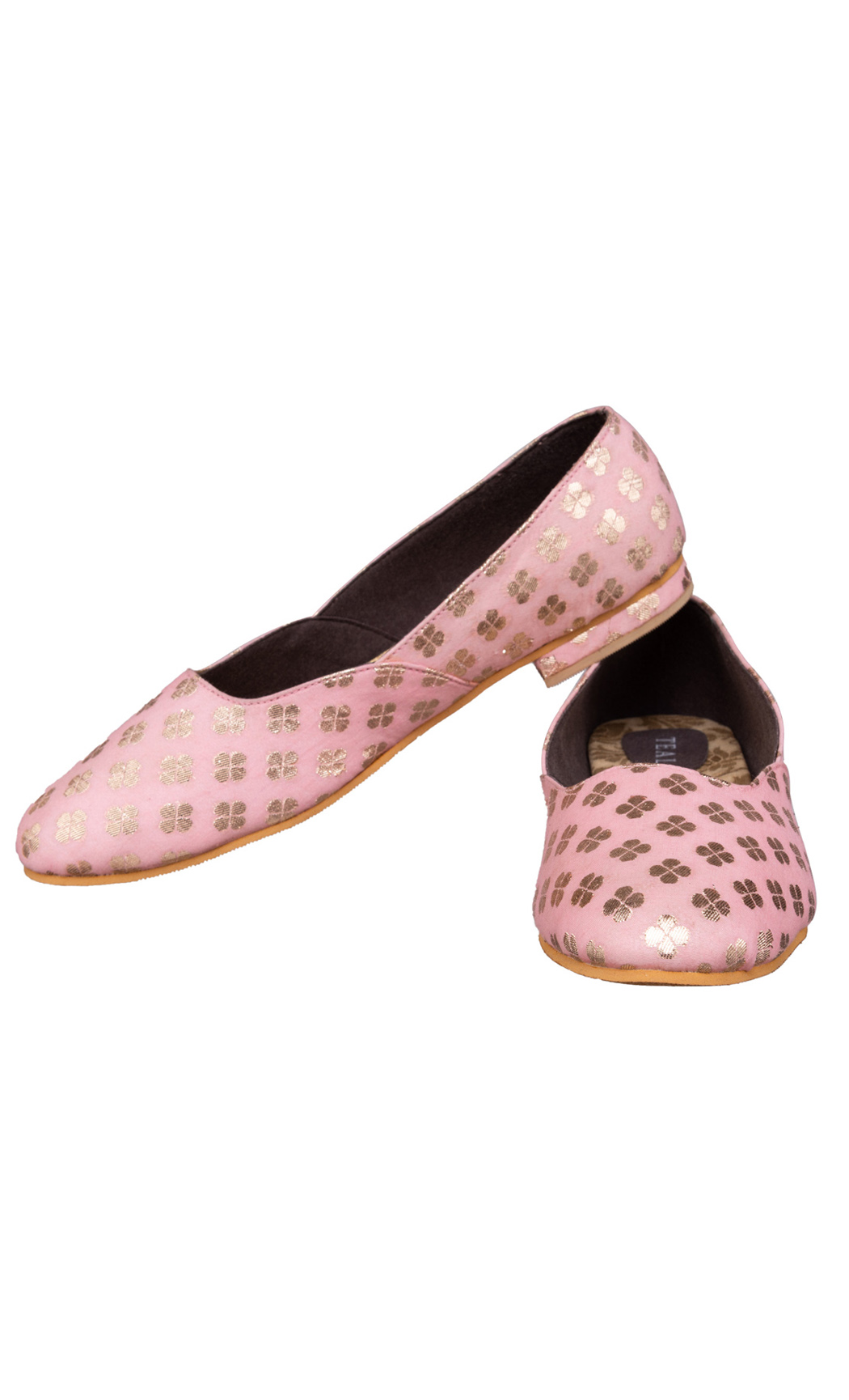 Pink Pretty in Pastel Ballerinas - Buy Online