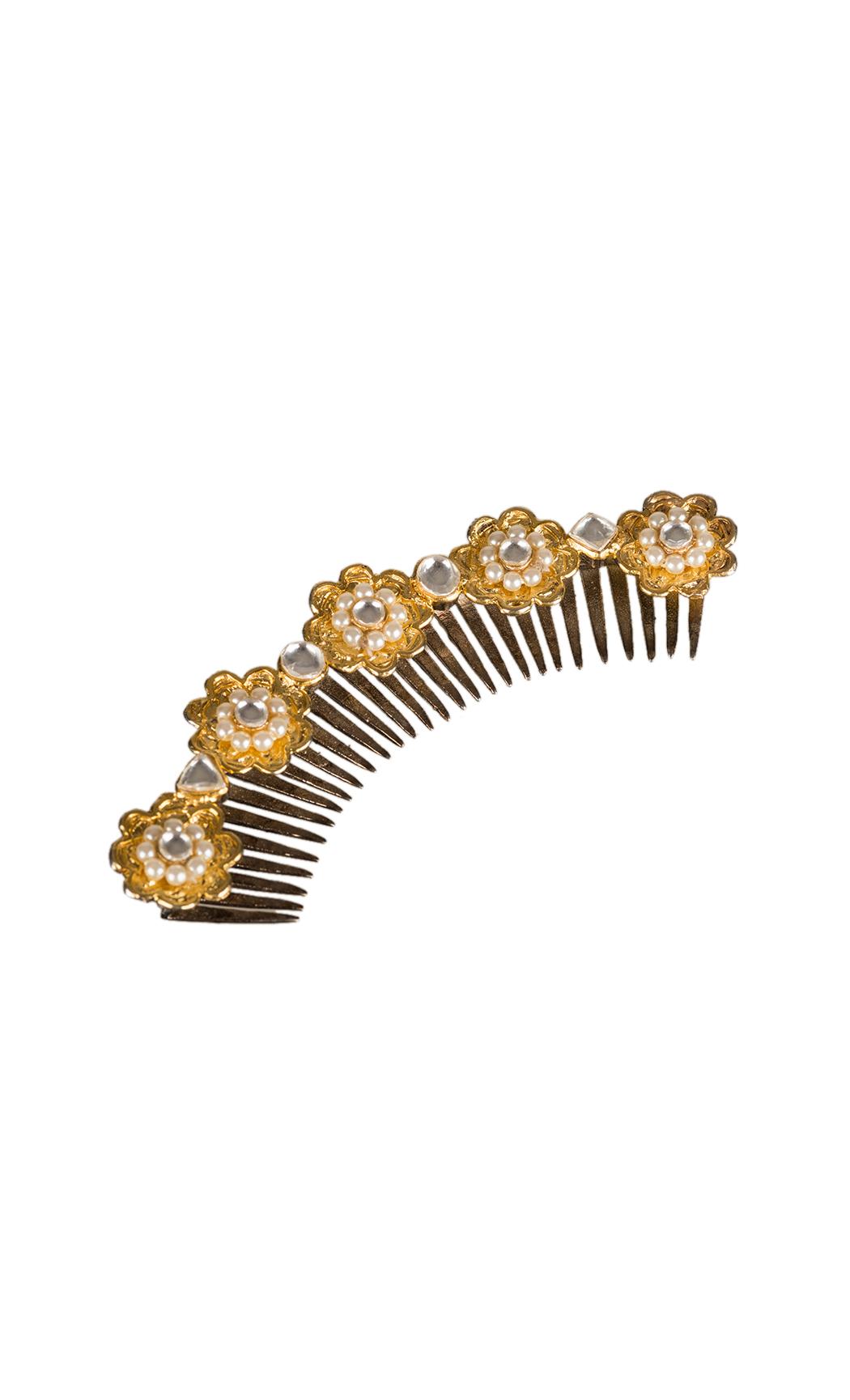 Small Flower Hair Pin