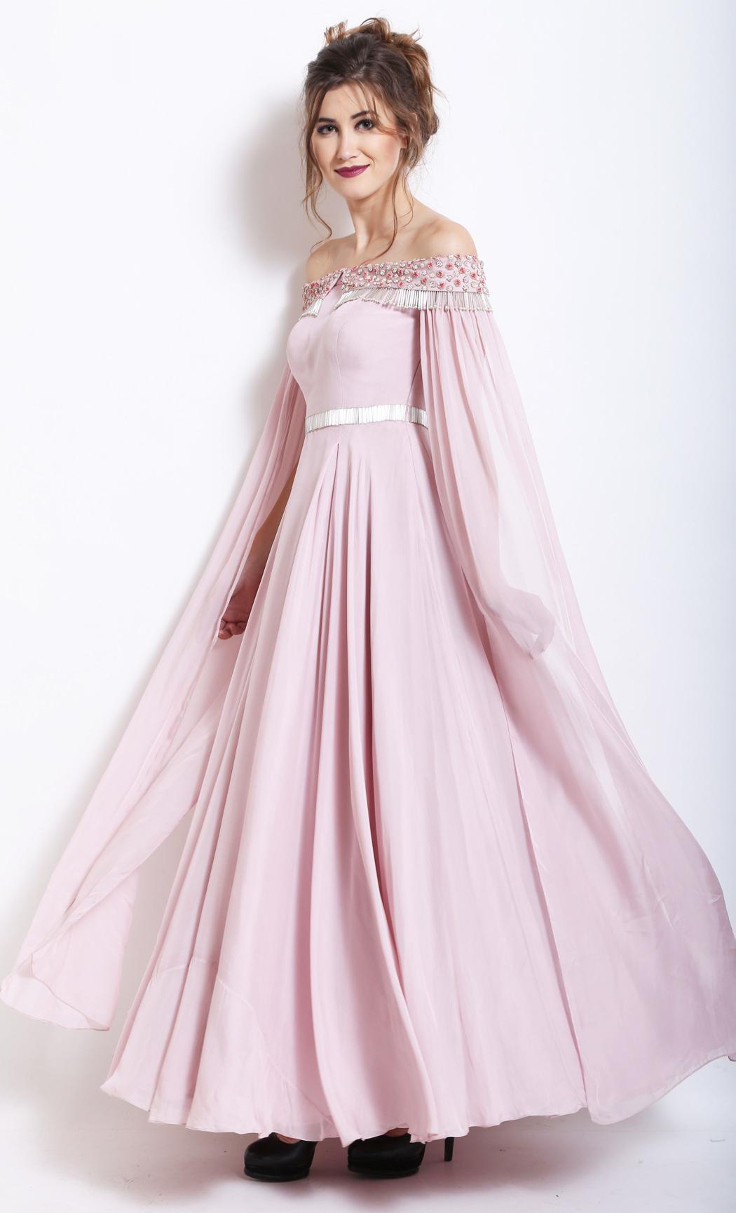 Thistle Off-Shoulder Dress Kurta - Buy Online